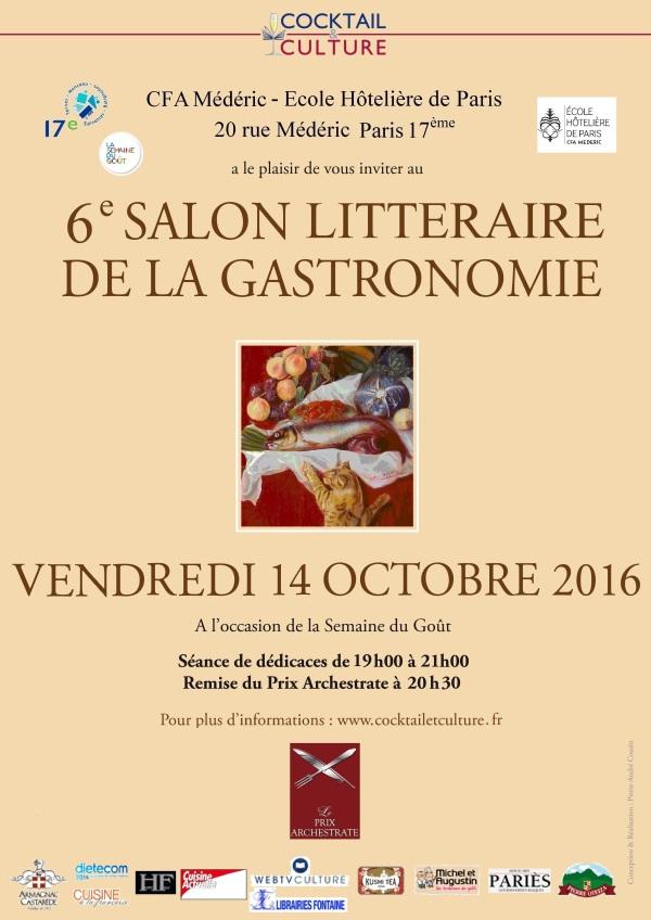 affiche-6eme-salon-litteraire-de-la-gastronomie